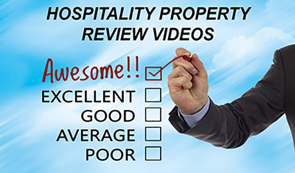Hospitality Property Review Videos