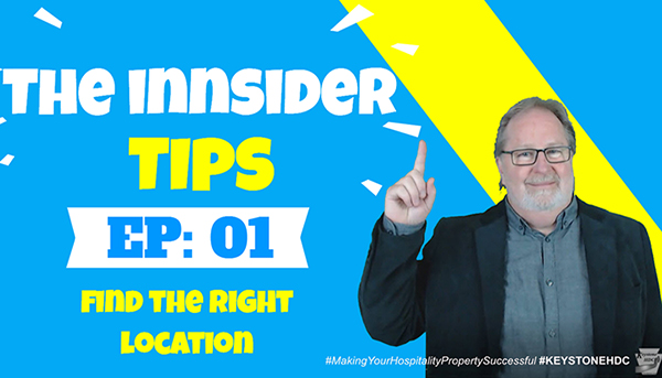 Finding the Right Location | The INNsider Tips #001