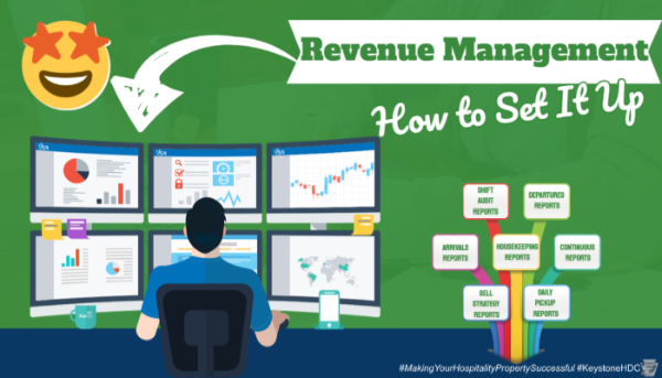 Revenue Management - How to Set It Up
