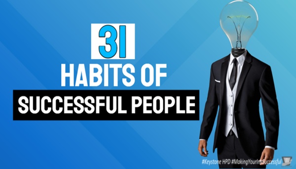31 Habits of Successful People