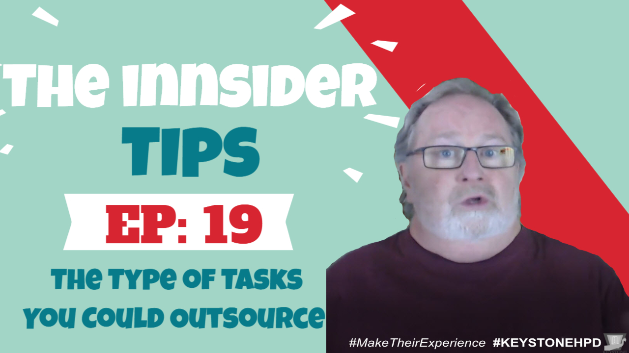 The Type of Tasks You Could Outsource