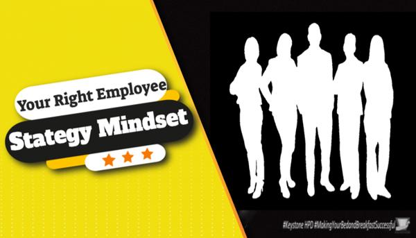 Your Right Employee Strategic Mindset
