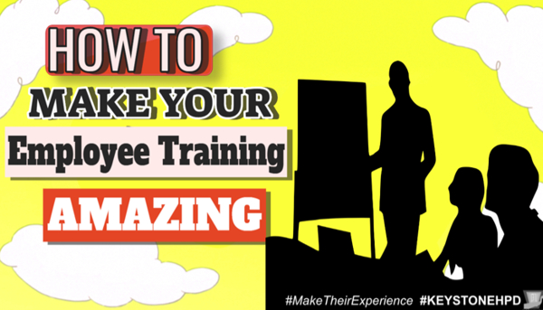 How to Make Your Employee Training Amazing