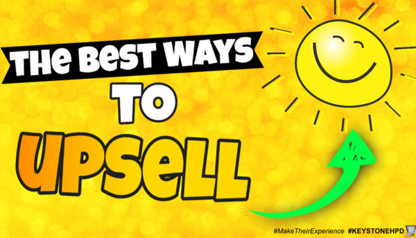 The Best Ways to Upsell