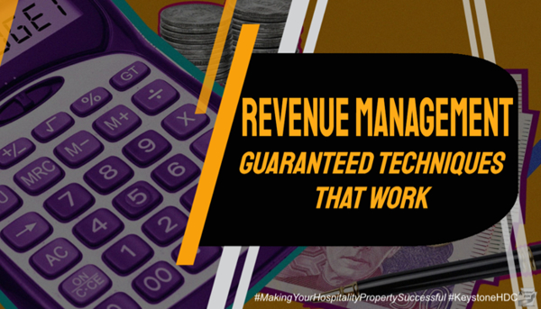 Revenue Management – Guaranteed Techniques That Work