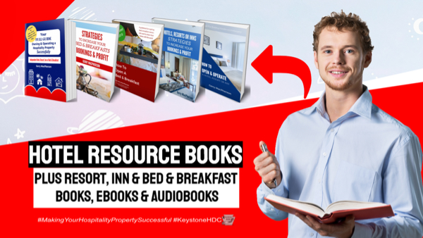 hotel resource books plus resort, inn and bed and breakfast books