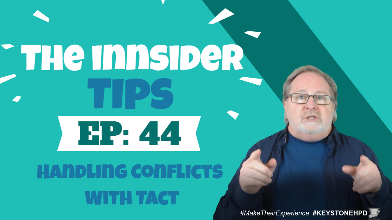 Handling Conflicts With Tact