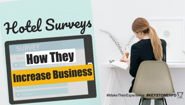 Hotel Surveys – How They Increase Business