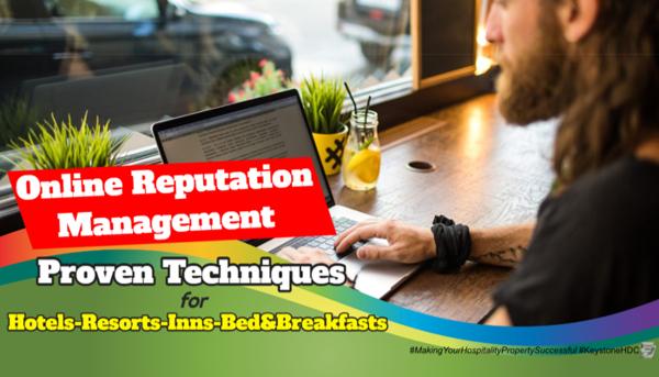 Online Reputation Management – Proven Techniques