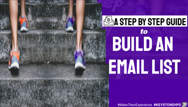 A Step by Step Guide to Build an Email List