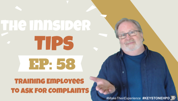 Training Employees to Ask for Complaints