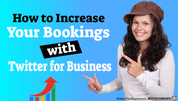 Twitter for Business hotels-resorts-bed and breakfasts