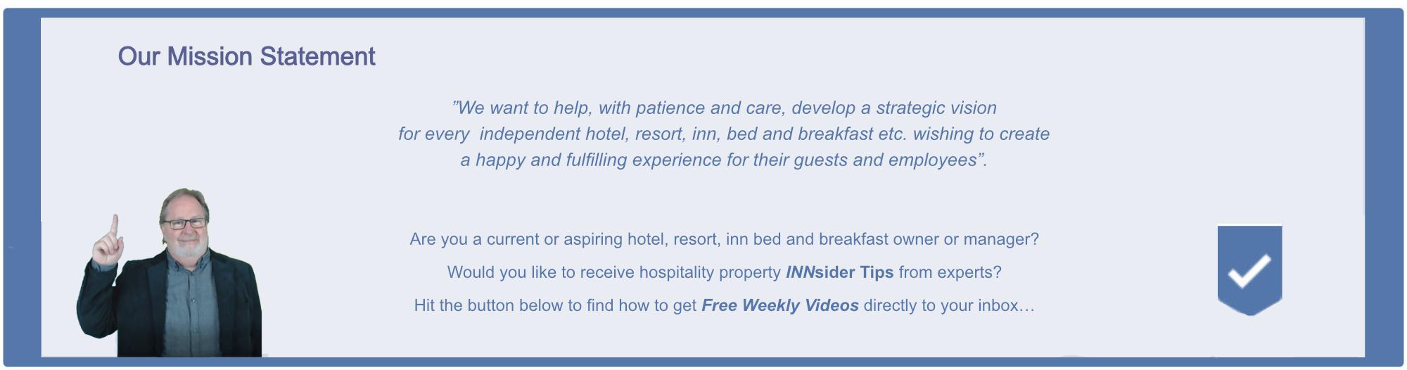 Making Your Hospitality Property Successful - Keystone HPD