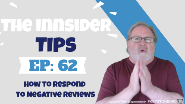 How to Respond to Negative Reviews in Hotels-Resorts-Inns-Bed and Breakfasts