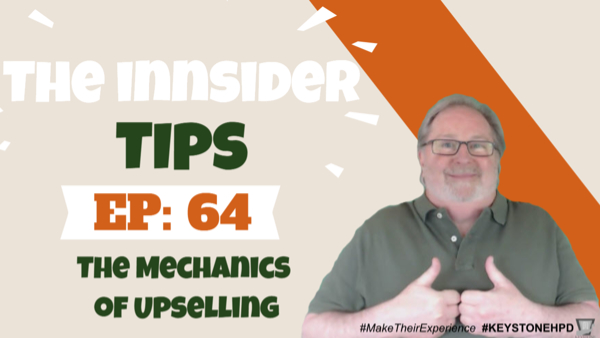 The Mechanics of Upselling-INNsider Tips