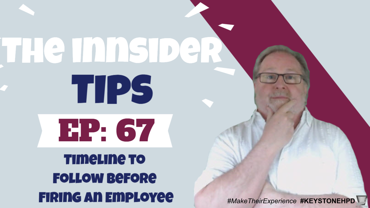 Timeline to Follow Before Firing an Employee