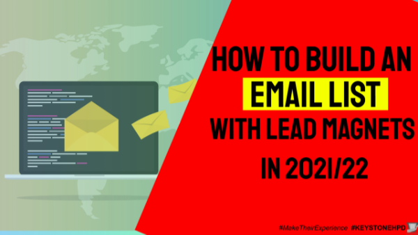 How to Build an Email List with Lead Magnets