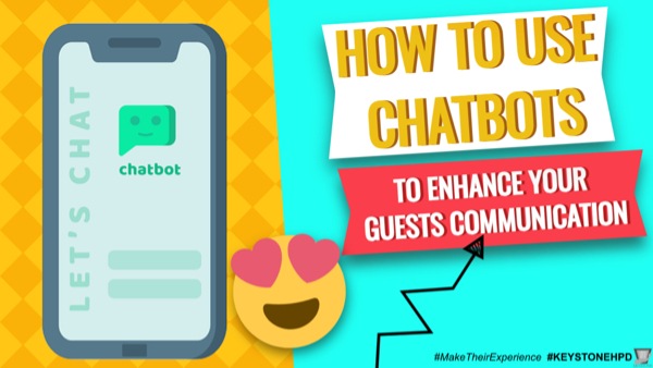 How to Use Chatbots to Enhance Your Guest Communication