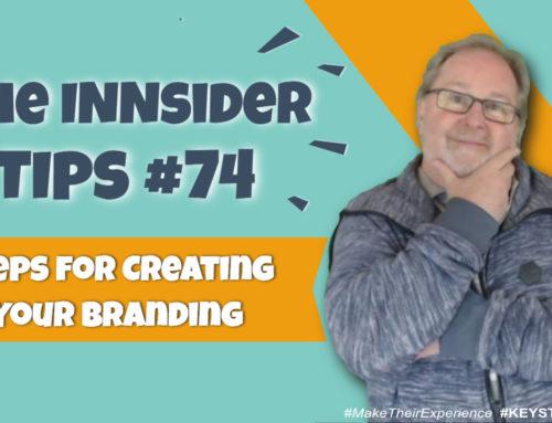 Steps for Creating Your Branding | INNsider Tips Ep. #074