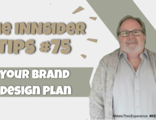 Your Brand Design Plan | INNsider Tips Ep. #075